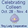 Celebrating Colleen at TLC